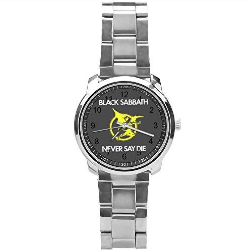 ブラックサバス Black Sabbath腕時計 メンズ ステンレス ビジネス ファッション 合金