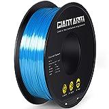GIANTARM Filamento PLA 1,75 mm Silk azul cielo, impresora 3D filamento PLA 1 kg Spool…...