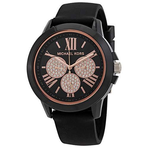 Michael Kors Bradshaw MK6875 - Reloj con esfera negra