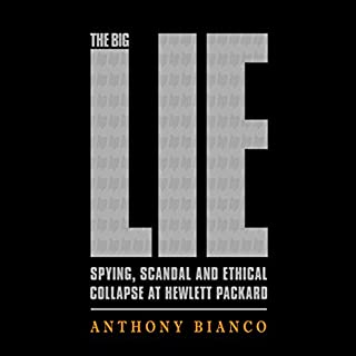 The Big Lie audiobook cover art