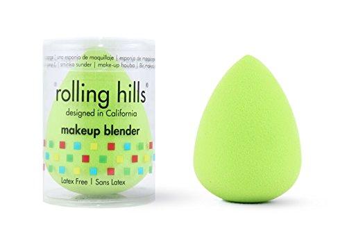 ROLLING HILLS Makeup Blender - Green