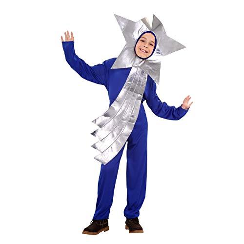 Disfraz de Estrella Fugaz Infantil (10-12 aos)