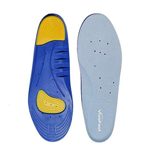 VivoFoot Memory Foam Full-Length Shoe Inserts, Comfort