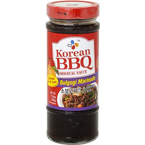 CJ Koreanisch BBQ Bulgogi Sosse, 500 g