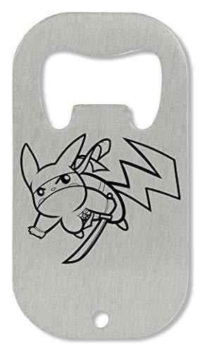 Ninja Pikachu Artwork Abrebotellas