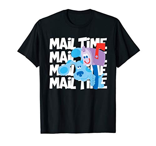 Mail Time! With Blues Clues T-Shirt
