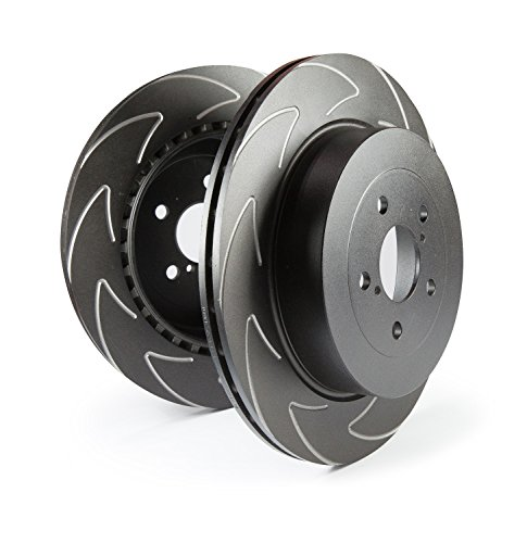 EBC Brakes BSD553 Brake Rotor