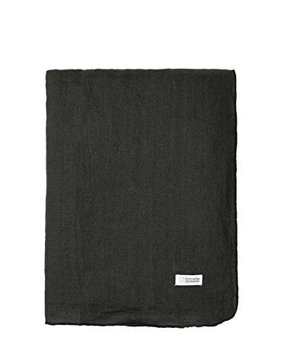 Broste Kopenhagen tafelkleed Gracie zwart, 160 x 200 cm