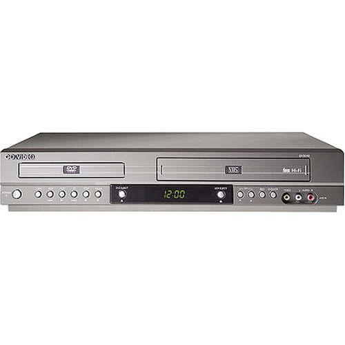 Learn More About Go Video DV-3140 DVD/VCR Combo
