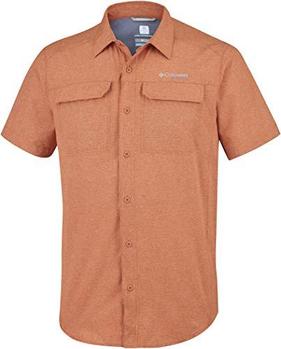 Columbia Irico Chemise Homme Desert Sun Heat FR : XL (Taille Fabricant : XL)