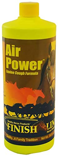 Finish Line Air Power Equine Cough Formula, Size: 16 oz