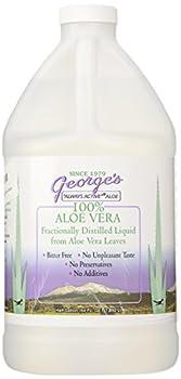 George s Aloe Vera Supplement 64 Fluid Ounce