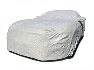 CarsCover Custom Fit Mercedes Benz S-Class 2014-2018 S450 S550 S560 S600 Car Cover Heavy Duty Weatherproof Ultrashield Cov...