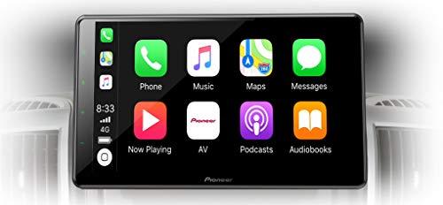 Pioneer SPH-EVO93DAB-DUC (Tablet Style) 1DIN Modular 9'' Modular Mediacenter mit Dab+, Apple CarPlay, Android Auto, WiFi, HDMI, Bluetooth kompatibel mit Fiat Ducato, Citroen Jumper, Peugeot Boxer