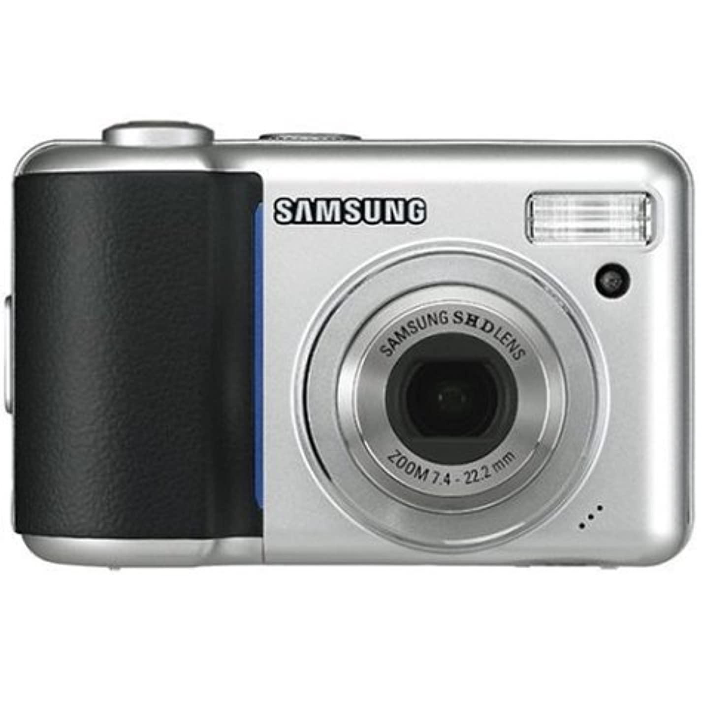 Samsung Digimax S800 8.1 MP Digital Camera with 3x Optical Zoom (Silver) cic751263881613