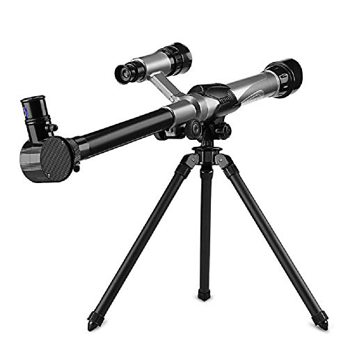 LMM Astronomisches Teleskop, High-Power-Teleskop mit Einstellbarer Brennweite, Teleskop geeignet for Kinder und Studenten (Color : -, Size : -)