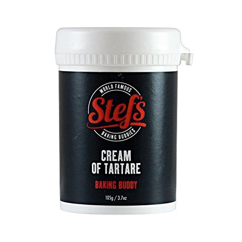 Stef's Cream of Tartare - Professional Grade