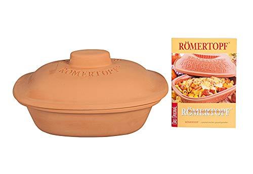Römertopf Trend Romertopf voor 4 personen met kookboek