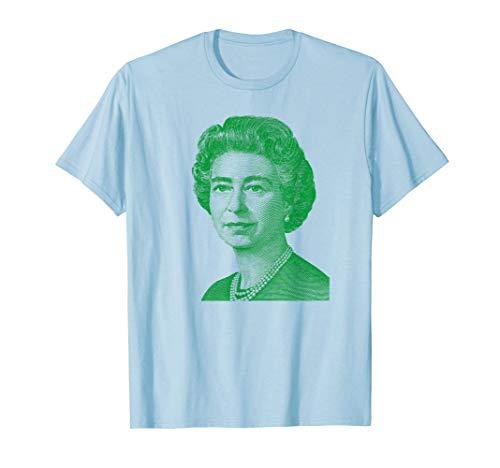 Camiseta de Reina Isabel II