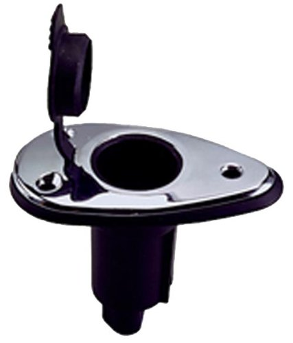 Perko 1048P00DP Plug-in Light Base