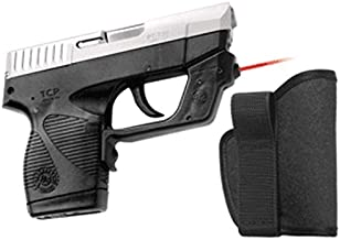Crimson Trace LG-407H Laserguard Red Laser Sight for Taurus TCP Pistols with Pocket Holster
