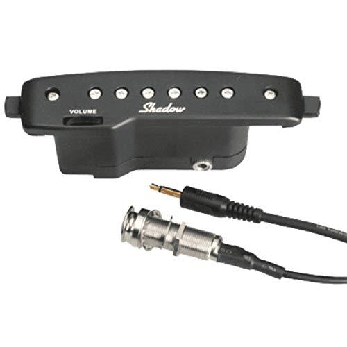 SH 145 BK Prestige Soundhole Pickup black