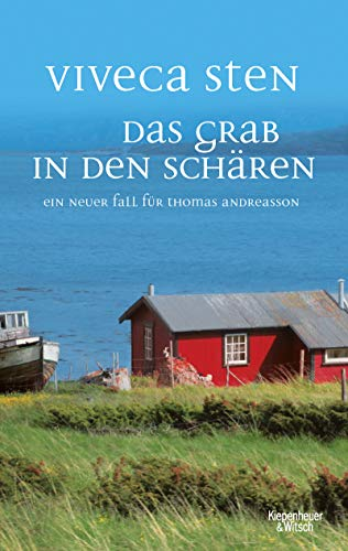 Das Grab in den Schären: Ein Fall für Thomas Andreasson (Thomas Andreasson ermittelt 10) (German Edition)