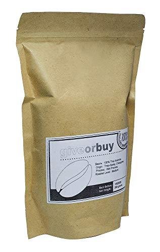 SellerGiveOrBuy Thailand Single Origin Thep-Sadej Chiang Mai Farm Specialty Roasted Coffee Bean 8.8 Oz