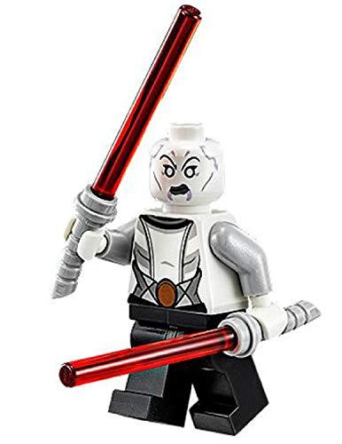 LEGO Star Wars Minifigur Asajj Ventress aus 75087 (sw615)
