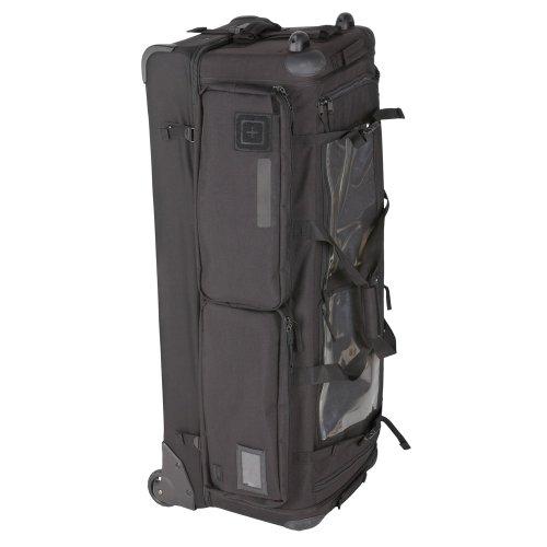 5.11 Tactical Series Cams 2.0 Rolling Duffel Bag, Black