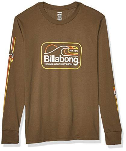 BILLABONG Herren Long Sleeve T-Shirt, Taucholiv, X-Groß