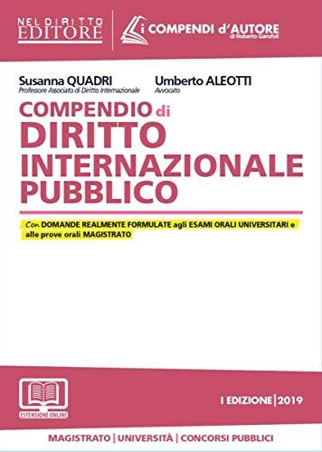 Compendio di diritto internazionale pubblico. Con aggiornamento online