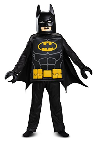 LEGO Batman Movie - Batman Deluxe, Kostüm, S (4-6 J.), 109-126 cm