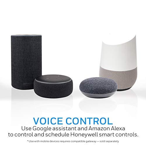 Honeywell UltraPro Z-Wave Plus Smart Fan Speed Control, In-Wall White
