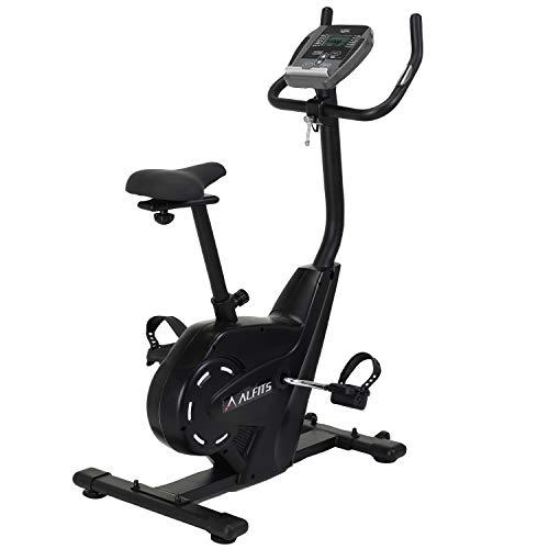 【Amazon.co.jp限定】アルインコ(ALINCO) エアロマグネティックバイク AF6200SP 16段階負荷調節 トレーニングプログラムメニュー付