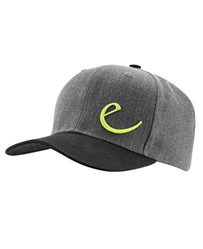 EDELRID Damen Corporate Cap, Dark Grey Melange, One Size