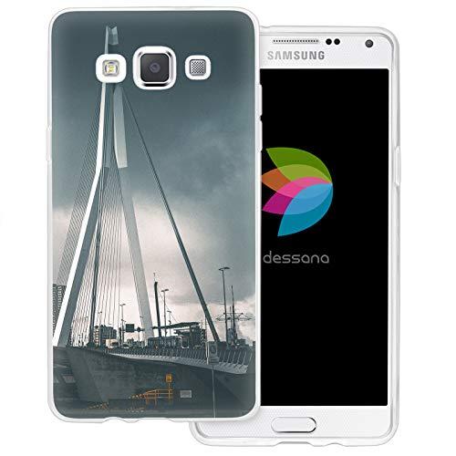 dessana Holland - Cover trasparente per Samsung Galaxy A J