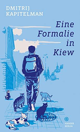 Buchseite und Rezensionen zu 'Eine Formalie in Kiew' von Dmitrij Kapitelman