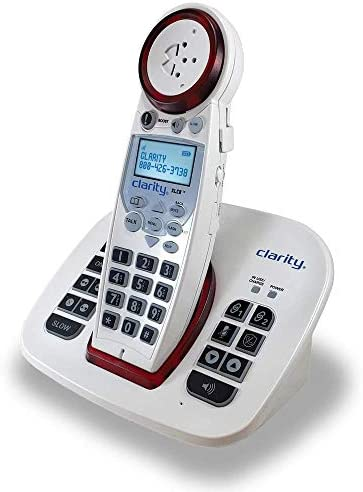 Clarity XLC8 Dect 6 0 Extra Loud Big Button Amplified Cordless Phone product image