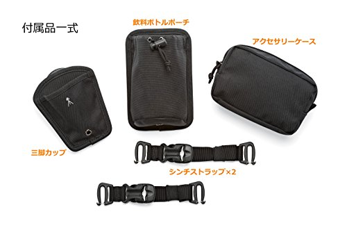 Lowepro ProTactic 450 AW Camera Backpack - Professional Protection for Your Camera Gear or DJI Mavic Pro/Mavic Pro Platinum