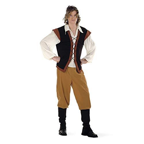 Limit Costume de Paysanne médiéval (2XL)