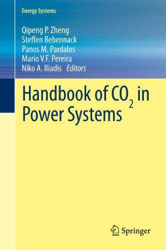 Handbook of CO₂ in Power Systems (Energy Systems) (English Edition)