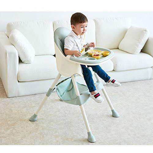 Swttppy Convertible Trona for bebé desde el nacimiento silla de alimentación del bebé de los niños del comedor Silla for niños cenar asiento elevador for niños pequeños Bebés Comer mesa de la cena mes