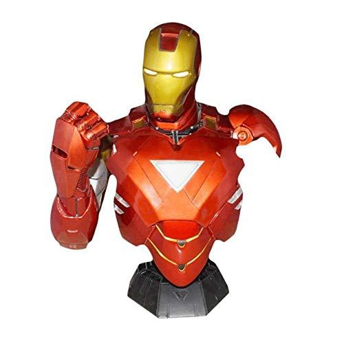 Xiao huang li Iron Man Avengers Marvel Challenge Marvel Iron ManMarvel Avengers Iron Man Statue MK6 image