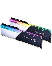 G.Skill F4-3600C16D-32GTZNC Trident Z - Memoria RAM, DIMM, 32 GB (2 x 16 GB), DDR4-3600