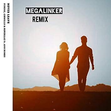 Never Leave (feat. Ann Romes) [Megalinker Remix]