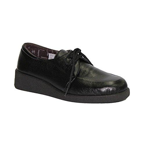Zapato Cordones pies Muy delicados Doctor Cutillas en Negro Talla 38