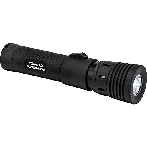 Tovatec Fusion 530 Lm Video LED Dive Light