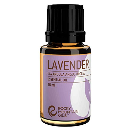 Rocky Mountain Oils Lavender Essential Oil - 100% Pure and...