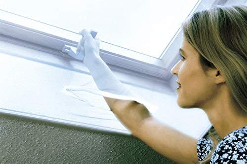 Fliegengitter für Dachfenster mit Reißverschluss
